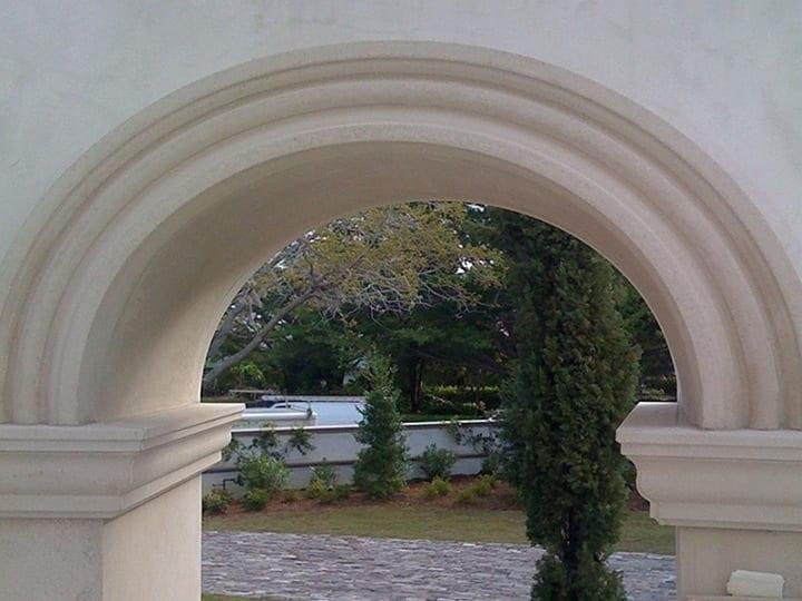 Arch Column