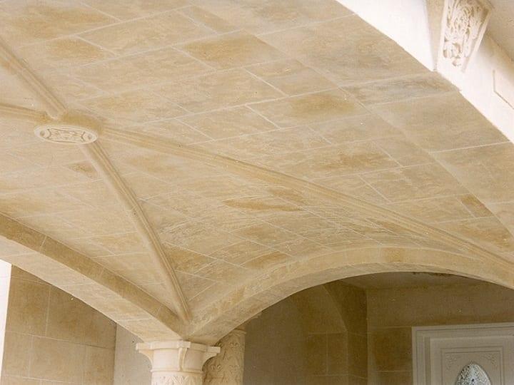 Ceiling Groin Vault