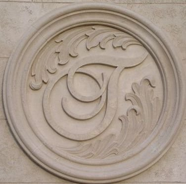 Branded Carving