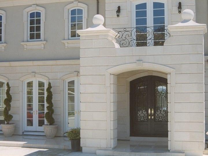 Entrance Columns