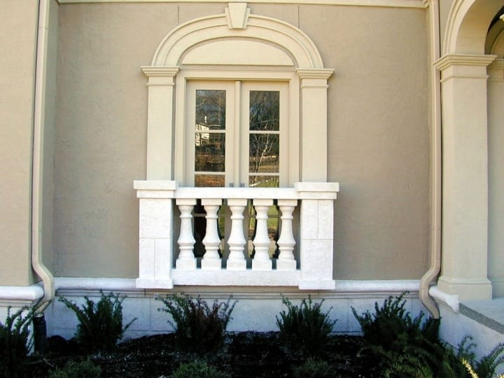 Balcony Door Trim