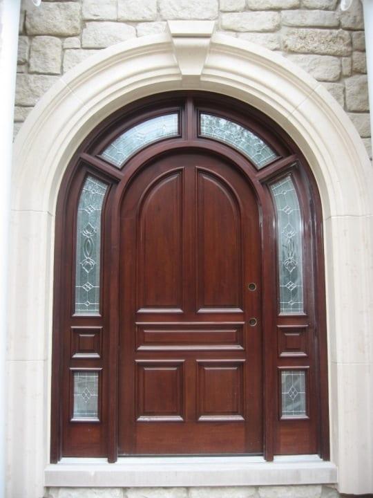 Exterior Door Trim